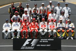 The end of season group photo