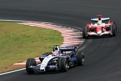 Kazuki Nakajima, Williams F1 Team, Ralf Schumacher, Toyota Racing