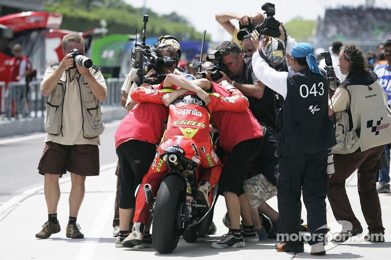 Kampiun kelas 250cc, Jorge Lorenzo