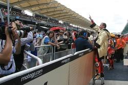 250cc World Champion, Jorge Lorenzo