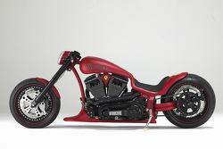 The new chopper bike