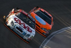 David Ragan leads Jeff Burton