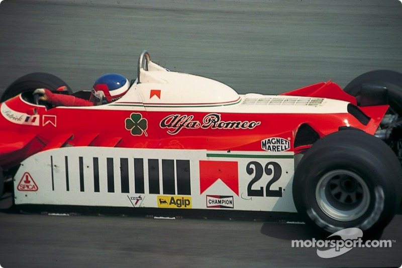 Патрик Депайе в Alfa Romeo T179
