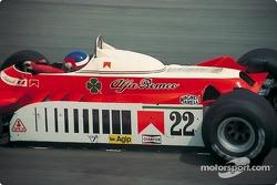 Patrick Depailler, Alfa Romeo T179