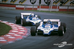 Jacques Laffite ve  Didier Pironi
