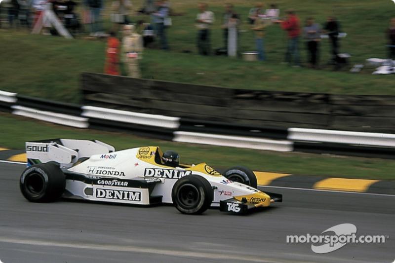 1983: Жак Лаффит (из Ligier в Williams)