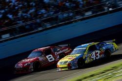 Dale Earnhardt Jr. and Bobby Labonte
