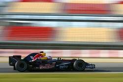 Robert Doornbos, Test Driver, Red Bull Racing, RB3