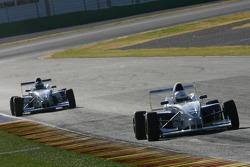 Jack Lemvard, AM-Holzer Rennsport GmbH and Tom Gladdis, Master Motorsport