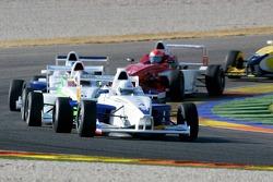 Jack Lemvard, AM-Holzer Rennsport GmbH and Eric Morrow, Atlantic Racing Team