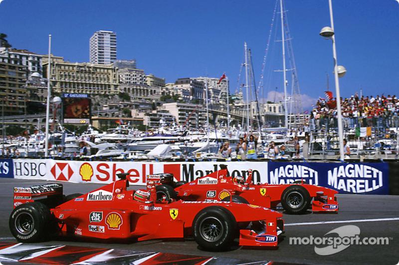 1999 Monaco GP