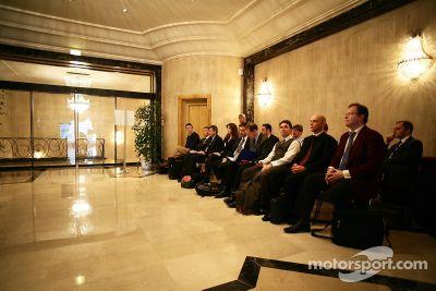 McLaren vs Renault, Dünya Motorsporları Konseyi, Monako