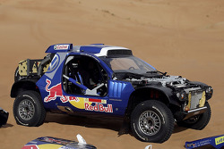 Volkswagen: Volkswagen Race Touareg 2 for 2008 Dakar Rally
