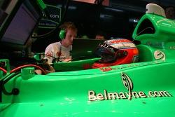 Adam Carroll, pilote de A1 Equipe d'Irlande
