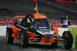 Ganador Sebastian Vettel