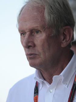 Helmut Marko, Red Bull Racing