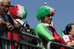 Tifosi italiani