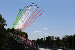 La Fuerza Aérea italiana