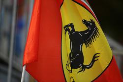 Ferrari vlag