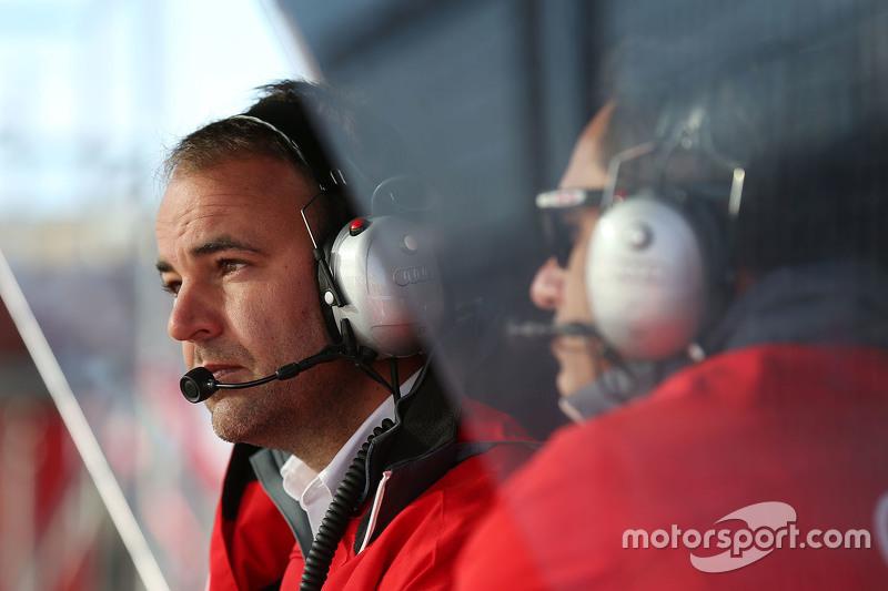Thomas Biermaier, Sportdirektor Audi Sport Team Abt Sportsline