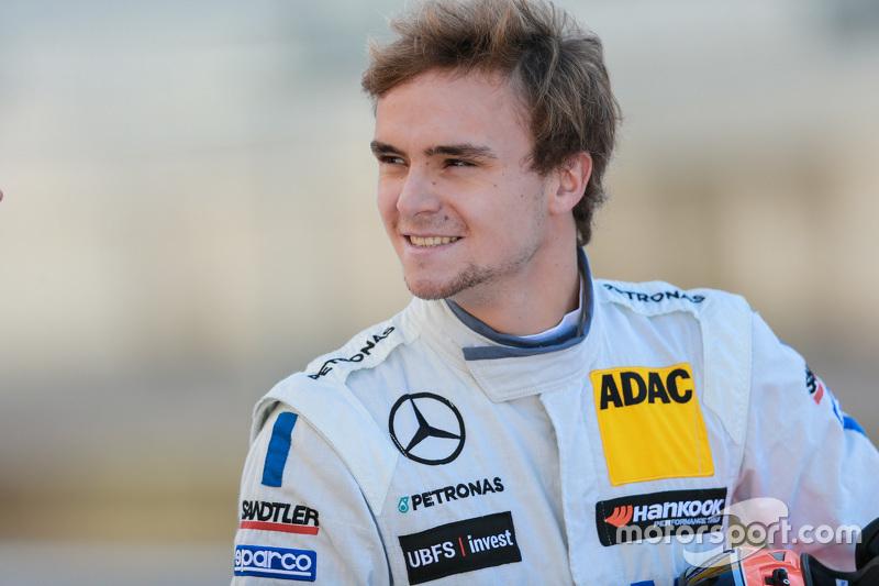 #22: Lucas Auer (Mercedes)