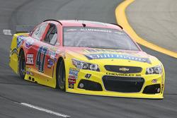 Ей-Джей Олмендінгер, JTG Daugherty Racing Chevrolet