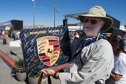 A signed plaque для Porsche Rennsport Reunion V