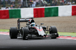Фернандо Алонсо, McLaren MP4-30