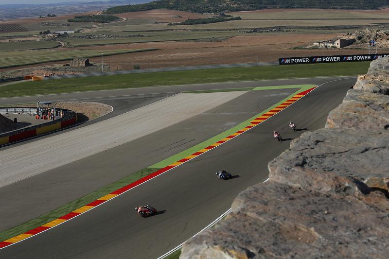 #8: Motorland Aragon (España) - 171,400 km/h