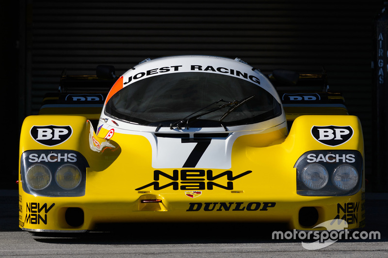 NewMan & Joest Racing/Porsche