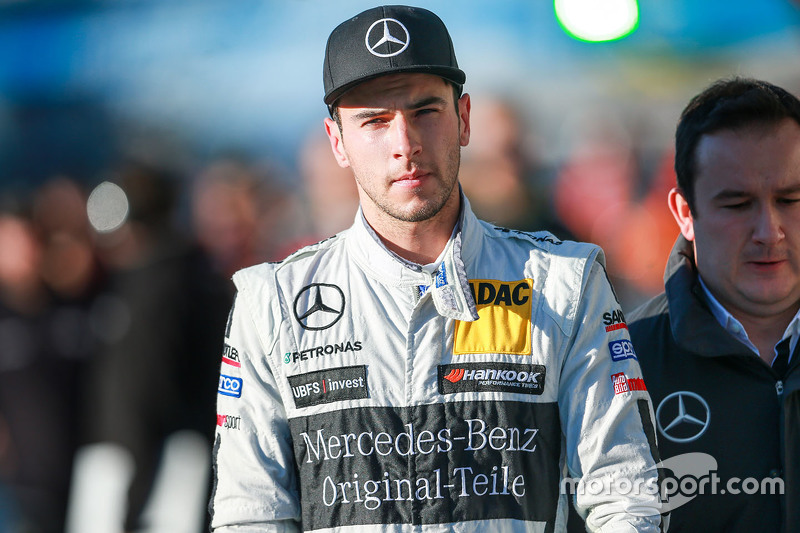 #8: Christian Vietoris (Mercedes)