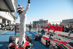 Felix Rosenqvist, Prema Powerteam Dallara F312 - Mercedes-Benz takes the win and 2015 championship