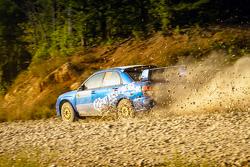 Григорий Трегубов, Subaru Impreza WRX STi