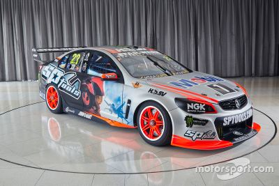 Star Wars/Holden Racing Team livery launch
