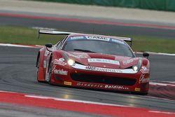 Ferrari 458 Italia GT3 #27, Stefano Gattuso, Scuderia Baldini 27 Network