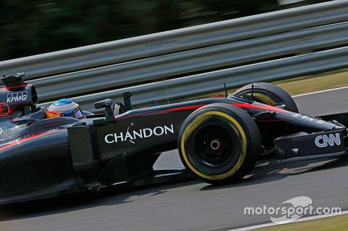 McLaren Chandon anuncio