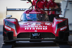 日产GT-R LM NISMO 9月测试