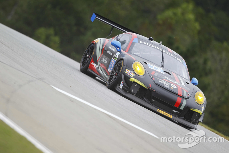#73 Park Place Motorsports Porsche 911 GT America: Patrick Lindsey, Spencer Pumpelly, Madiсин Snow