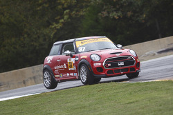 #37 Mini John Cooper Works Takımı Mini JCW: Zach Meyer, Aaron Nash