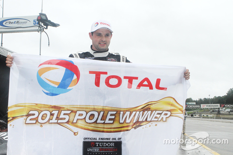 PC polesitter Tom Kimber-Smith