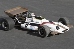 Серхио Перес за рулем Yardley BRM P153