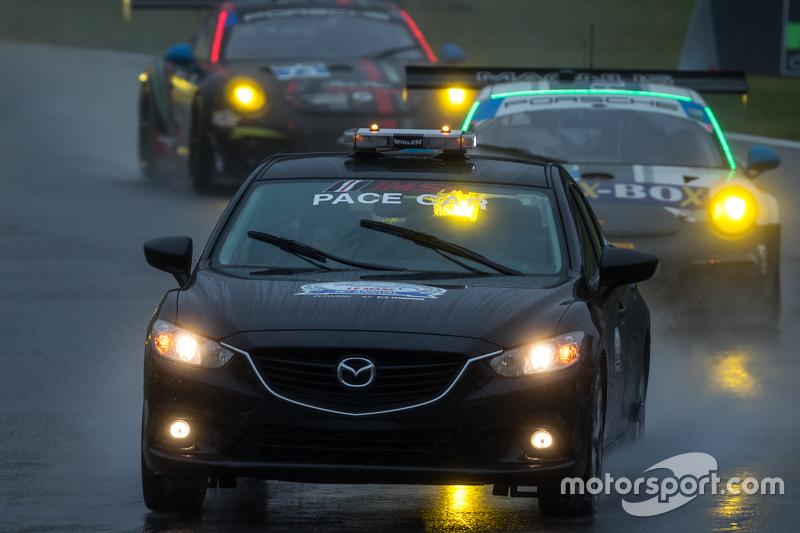 Mazda safety vehicle