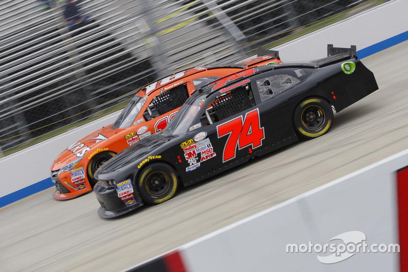 Mike Harmon ve Daniel Suarez, Joe Gibbs Racing Toyota