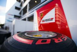 Шины Pirelli для команды Ferrari