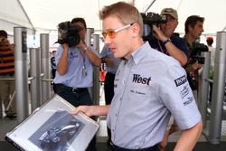 Mika Häkkinen, McLaren