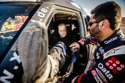 #300 Mini : Nasser Al-Attiyah et Mikko Hirvonen