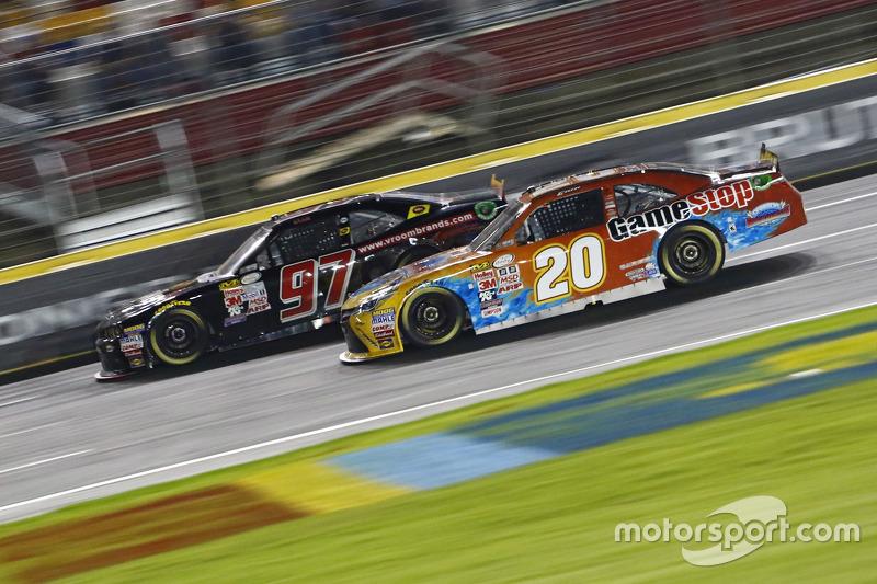 Ryan Ellis and Erik Jones, Joe Gibbs Racing Toyota