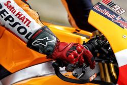 Marc Marquez, Repsol Honda Team hand