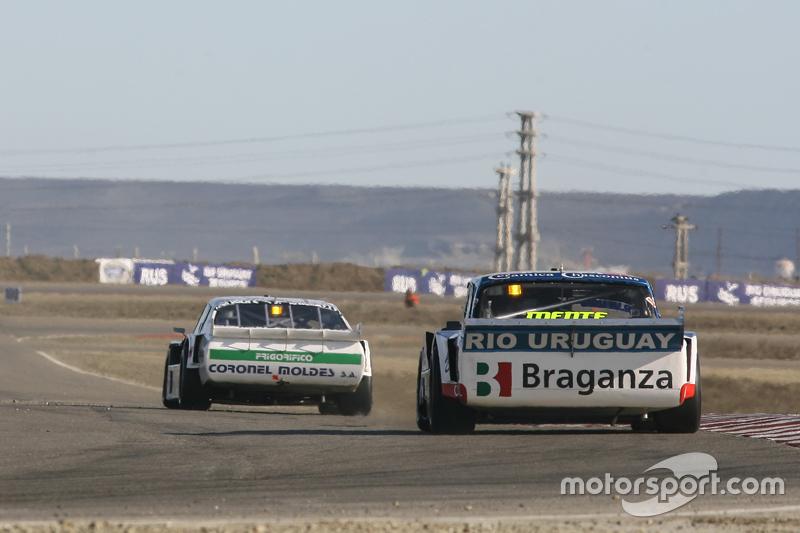 Лайонел Угальде, Ugalde Competicion Ford, Лаурено Кампанера, Donto Racing Chevrolet