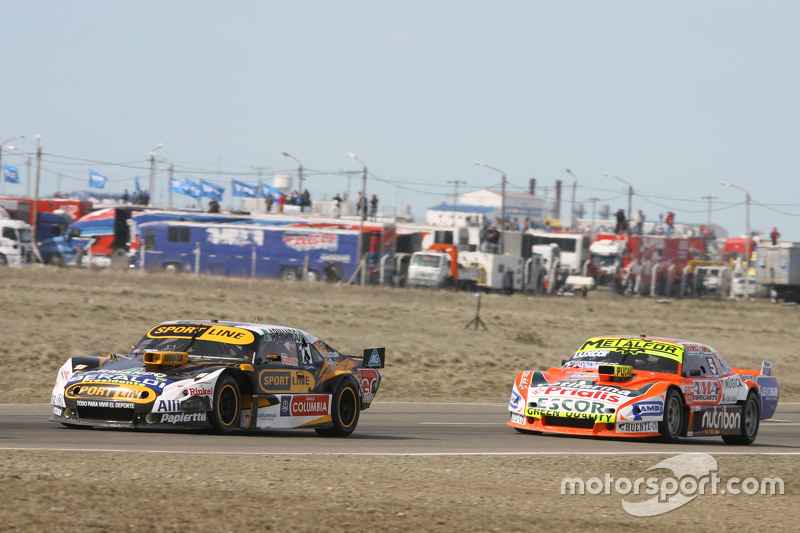 Leonel Pernia, Las Toscas Racing Chevrolet, Jonatan Castellano, Castellano Power Team Dodge